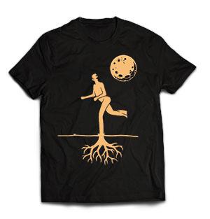 standing-runningmen-t-shirt